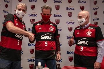 TIM cancela patrocínio de R$ 4 milhões ao Flamengo após vice acusar Landim