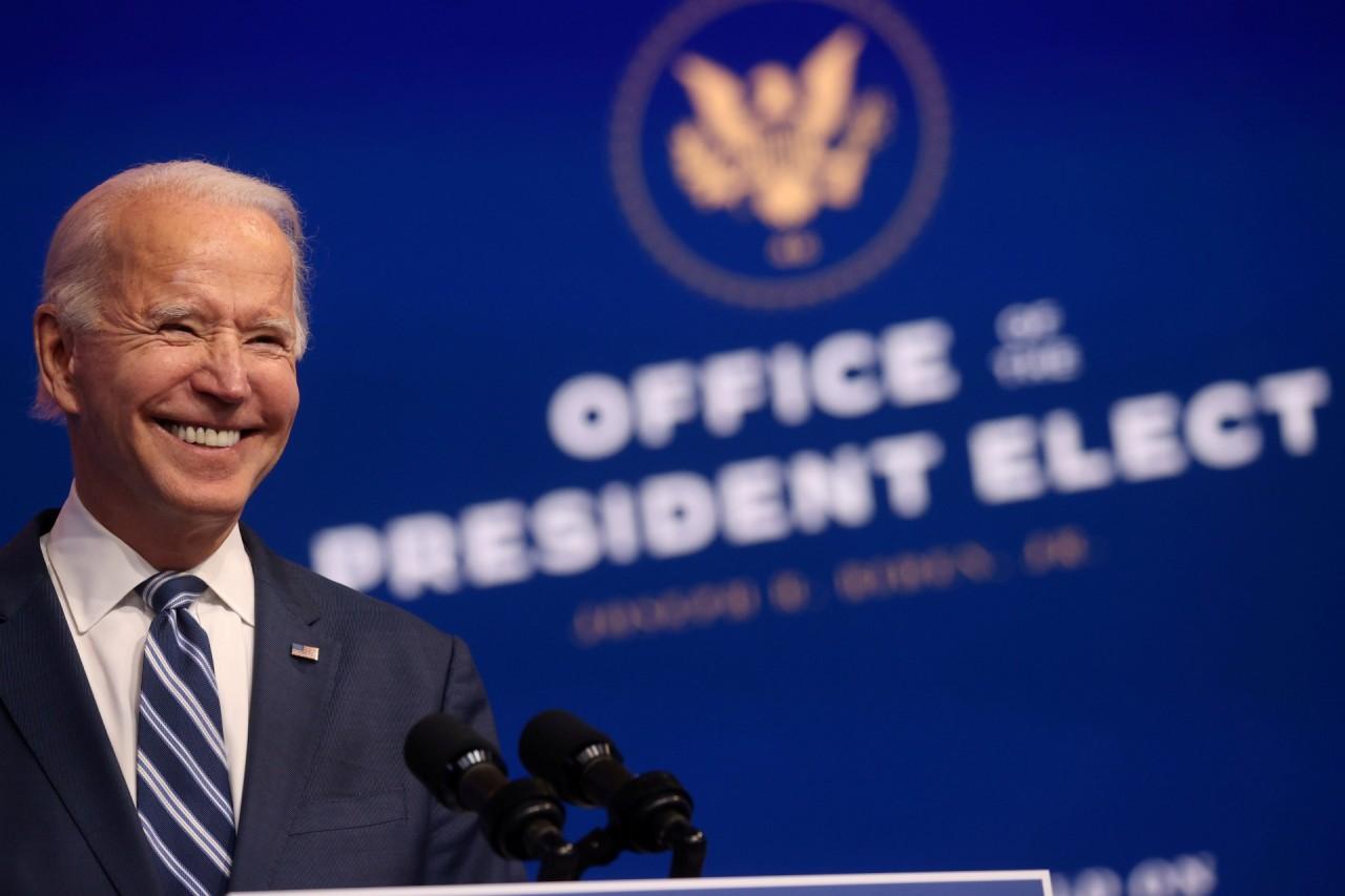 biden - China parabeniza Biden por vitória nas eleições dos EUA; Brasil e Rússia estão entre os que ainda não reconheceram