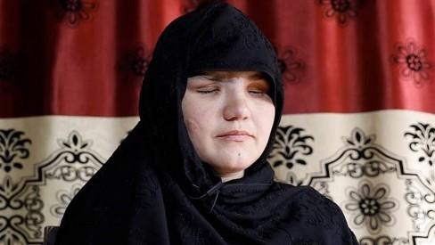 blog khatera - Afegã consegue emprego na polícia, é denunciada pelo pai e tem olhos arrancados