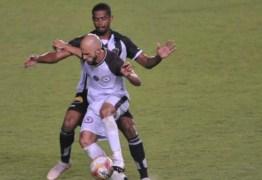 CONTINUA NO Z-2: Botafogo empata com Jacuipense e se distancia do Treze na Série C