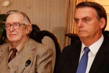 bozo 1 - 'Vá para casa': Olavo de Carvalho defende renúncia de Bolsonaro por não defender 'fiéis amigos'