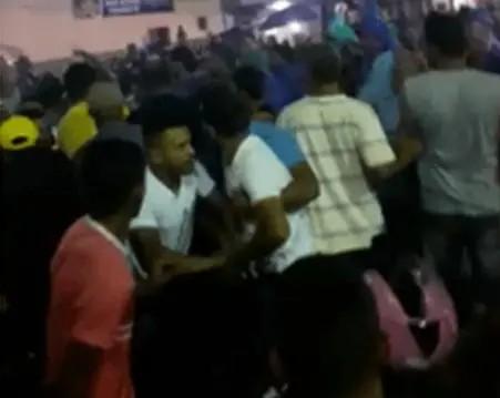 briga - ELEIÇÕES 2020: briga entre eleitores adversários deixa feridos em Pilõezinhos - VEJA VÍDEO