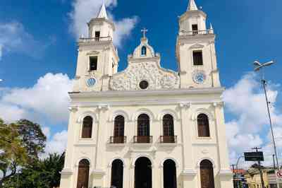catedral de joao pessoa nossa senhora das neves foto cristiano sacramento - Confira a programação religiosa para o Dia de Finados em João Pessoa