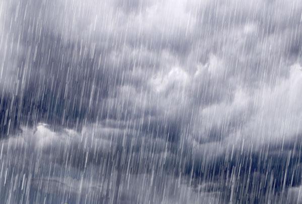 chuva - Patos registra chuva de 70 mm e energia elétrica chega a faltar em alguns bairros
