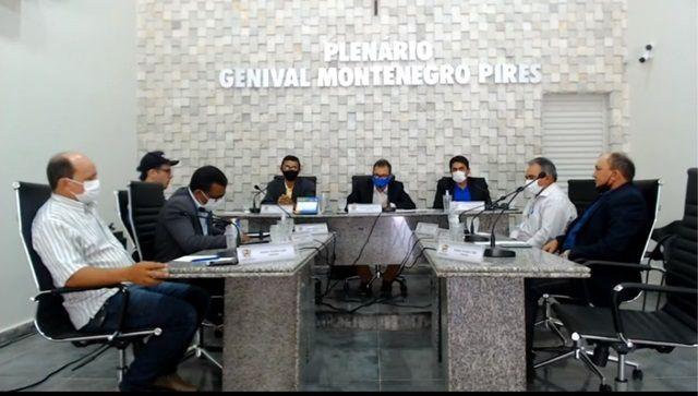 conde - Vereadores cobram explicação do gestor de Catingueira por ter 'gasto' 32 mil reais na perfuração de dois poços