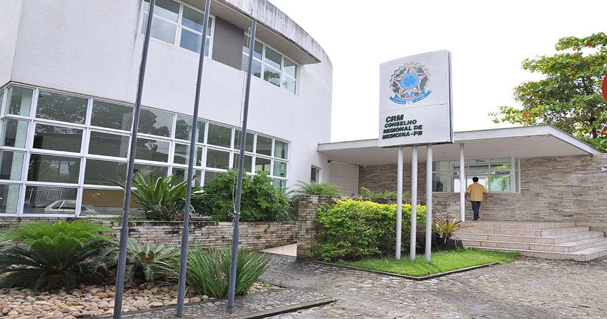 """crm pbFB - """"Estamos em situação preocupante"""", diz presidente do CRM-PB sobre a ocupação de 70% dos leitos de UTI na Grande JP"""