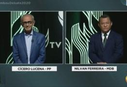 """Nilvan desafia Cícero sobre pensão de ex-governador: """"renuncie sua candidatura caso não tenha recebido ao longo desses anos…"""""""