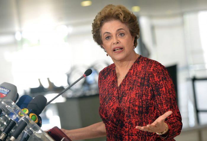 dilma 2 e1552513201720 - 'Globo inventa e omite para negar a verdade sobre a crise atual', diz Dilma sobre reportagem do Fantástico