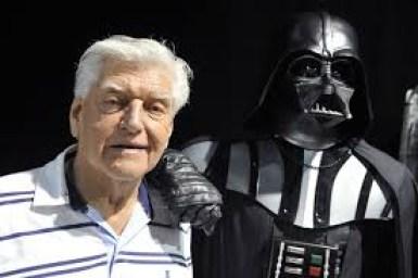 download 8 - Morre David Prowse, intérprete de Darth Vader, aos 85 anos