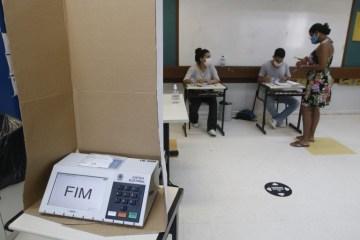 eleição - ELEIÇÕES 2020: Com clima tranquilo, segundo turno das eleições é encerrado em 17 estados