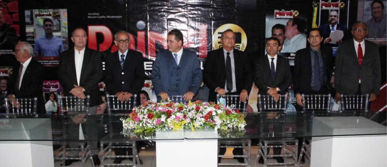 evento painel empresarial - Revista promove confraternização e homenageia os 100 maiores contribuintes de ICMS na Paraíba