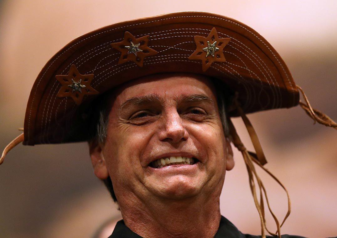 f 440461 - EM QUEDA! Aprovação de Jair Bolsonaro foi de 43% para 30% em JP