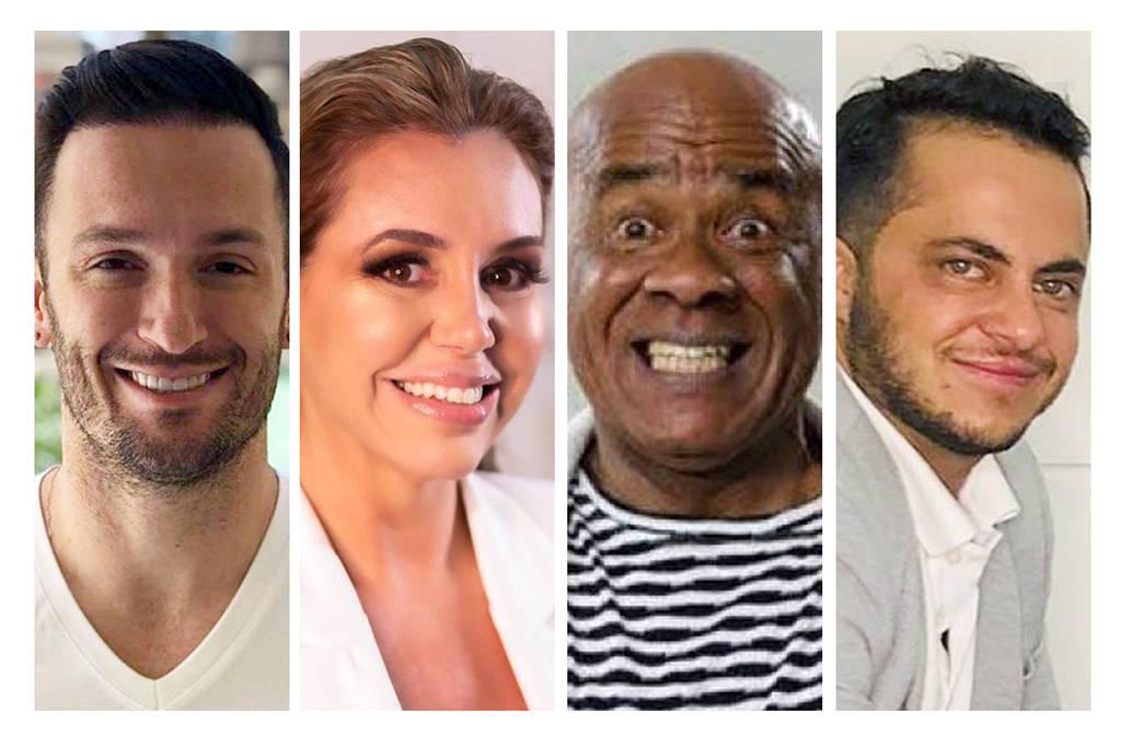 famosos candidatos - De Thammy a Kid Bengala: veja os famosos que são candidatos nas eleições 2020
