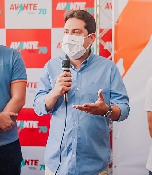 """felipe leitao nota - Felipe Leitão lamenta atentado contra candidato a prefeito de Ingá: """"Eleição não se vence na bala"""" - LEIA NOTA"""
