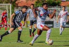SÉRIE C: Com gol do estreante Neto Baiano, Treze vence Ferroviário fora de casa