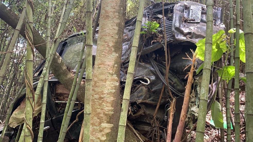 giuliano ricca 4 - Carro de irmão do ator Marco Ricca é achado em sítio com ossada dentro