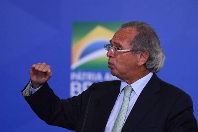 guedes teto - Paulo Guedes confirma que Brasil terá versão digital do real