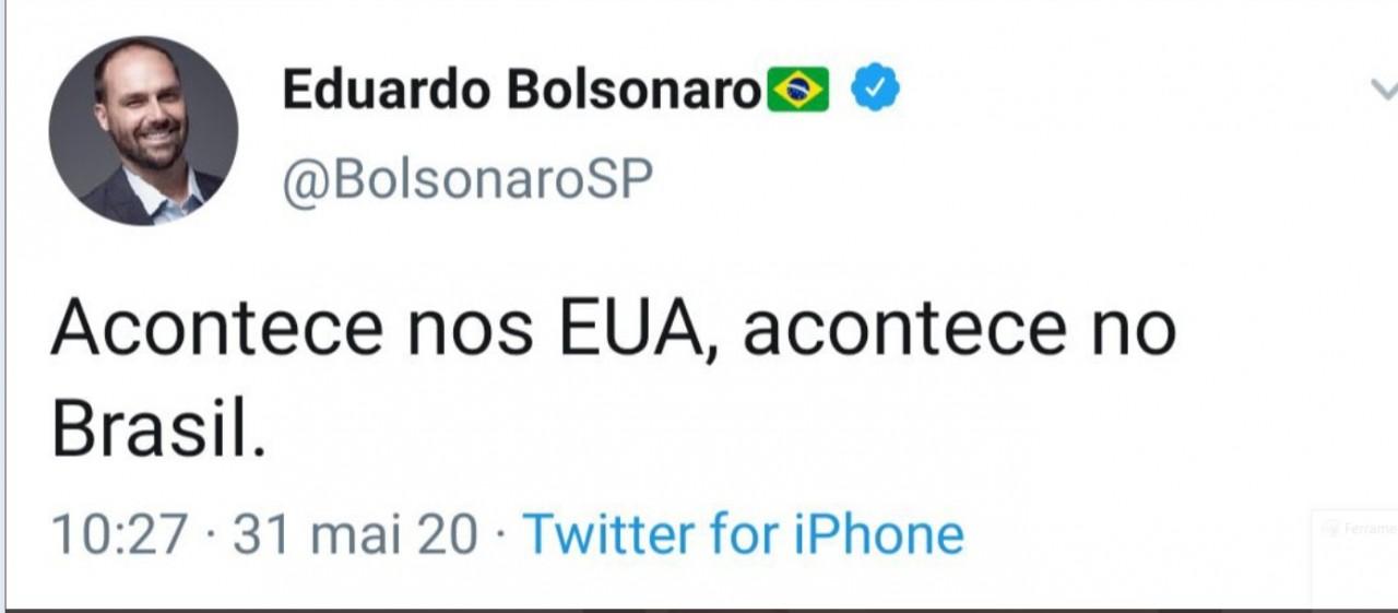 imagem 2020 11 07 164649 - O PRÓXIMO?! Após vitória de Biden, hashtag #BolsonaroEoProximo bomba nas redes sociais - VEJA MEMES