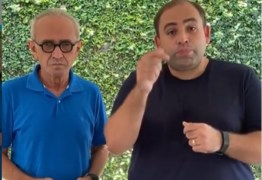 Camilo Franco reafirma apoio a Cicero Lucena: 'a pessoa que tem experiência e capacidade' – VEJA VÍDEO