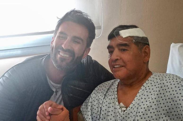 imagem 2020 11 29 142941 - Polícia faz busca na casa de médico de Maradona, investigado sob suspeita de homicídio culposo