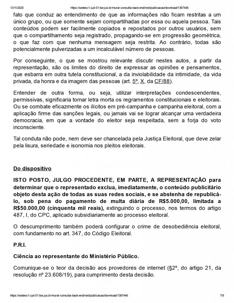 joao pessoa 7 - Justiça eleitoral determina que Ricardo Coutinho exclua propaganda com acusações de que Gaeco teria manipulado áudios de delações da Operação Calvário
