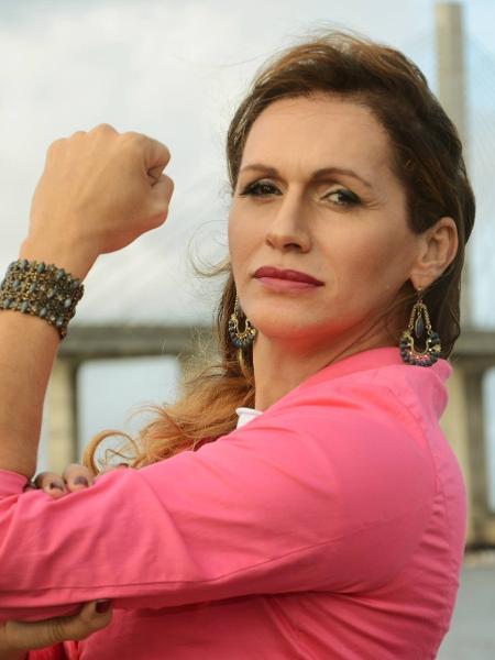linda brasil candidata a vereadora em aracaju pelo psol 1605489280995 v2 450x600 - Candidata trans é a mais votada para a Câmara Municipal de Aracaju