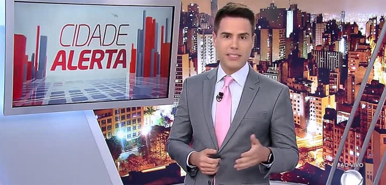 luiz bacci - Luiz Bacci se afasta da TV após testar positivo para Covid-19