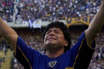 Morte de Maradona adia jogo entre Inter e Boca Juniors pela Libertadores