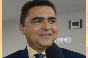 FÉRIAS: Prefeito reeleito de Guarabira se afasta por 2 semanas e presidente da Câmara assume nesta terça-feira (1º)