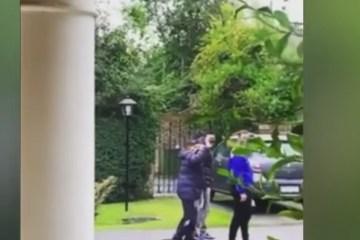 """""""O ÚLTIMO PASSEIO"""": Jornal espanhol publica suposto último vídeo de Maradona – CONFIRA"""