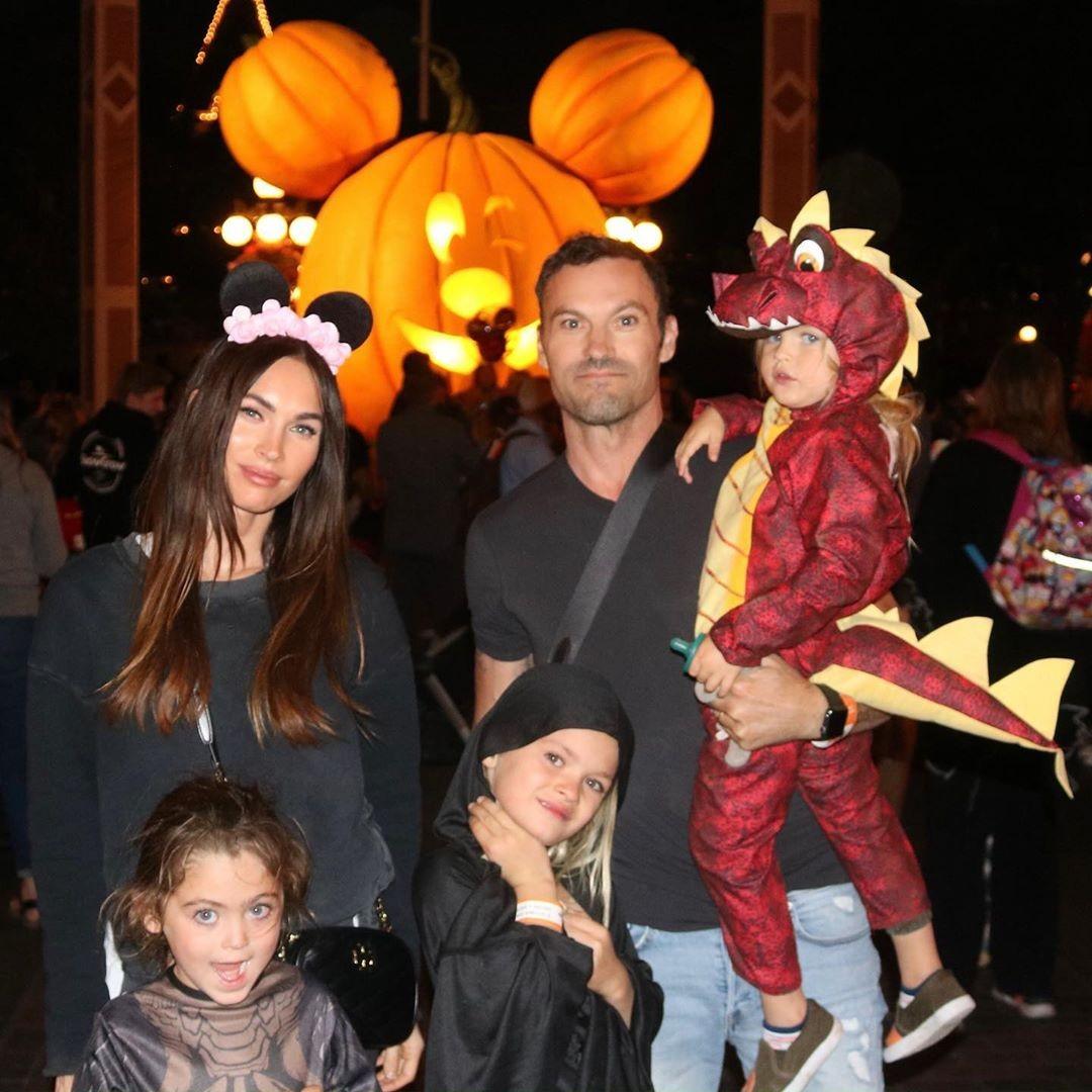 meganfox - Megan Fox e astro de 'Barrados' estão em pé de guerra após separação e com consequências imprevisíveis para filhos, diz revista