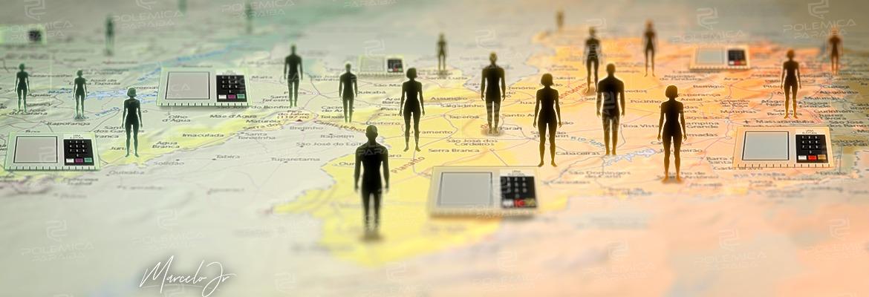 municipios paraiba - Paraíba tem 31 municípios onde o número de eleitores é maior que o de habitantes – VEJA QUAIS SÃO