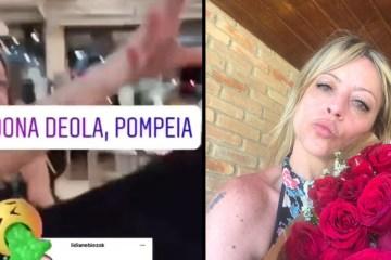 my post 8 1 - Polícia prende mulher que fez ataque homofóbico em padaria