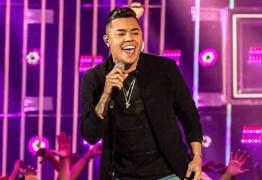DE VOLTA AOS PALCOS: Felipe Araújo prevê 'melhor show da vida' em SP