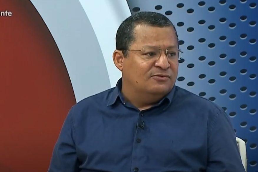 """nilvan ferreira apresentador sistema correio entrevista tv arapuan 29062020 foto tv arapuan - Nilvan cita conversa """"proveitosa"""" com Pedro e diz que ingresso no PSDB será avaliado no """"momento certo"""""""