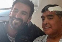 Última foto pública de Maradona com vida causa disputa entre família, médico e advogado