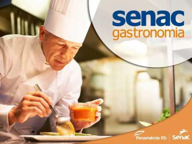 oficinas de gastronomia senac torres 1472865248 - Inscrições abertas para cursos de Gastronomia com aulas remotas no Senac