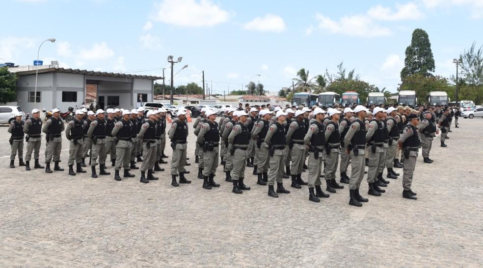 pm pb - Suplentes do concurso da Polícia Militar da PB são convocados para pré-matrícula