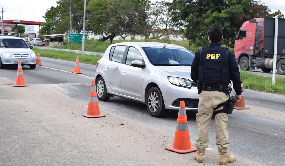prf - PRF inicia operação nas rodovias da Paraíba para coibir crimes eleitorais