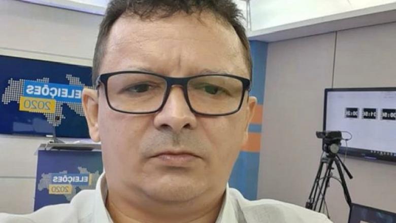 radialista paulo feitosa cajazeiras 1 - IMPRENSA DE LUTO: Morre em Cajazeiras o radialista Paulo Feitosa após sofrer parada respiratória
