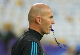 Zidane diz que 'não há desculpas' após Real Madrid perder de 4 a 1 para o Valencia