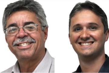 reeleitos ufcg - Vicemário Simões e Camilo Farias são reeleitos em consulta acadêmica para reitoria da UFCG