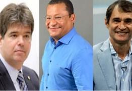 Romero, Ruy e Gadelha se reunem com Nilvan e Maranhão e acertam aliança para o 2º turno