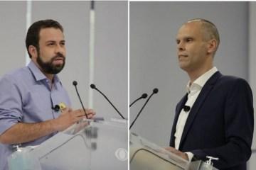 são paulo - Ibope em São Paulo: Bruno Covas 48%; Guilherme Boulos marca 37%