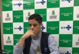 Secretário de Saúde descarta novo lockdown em Campina Grande