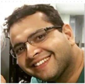 simão pedro - Médico de 35 anos morre em João Pessoa após complicações da covid-19