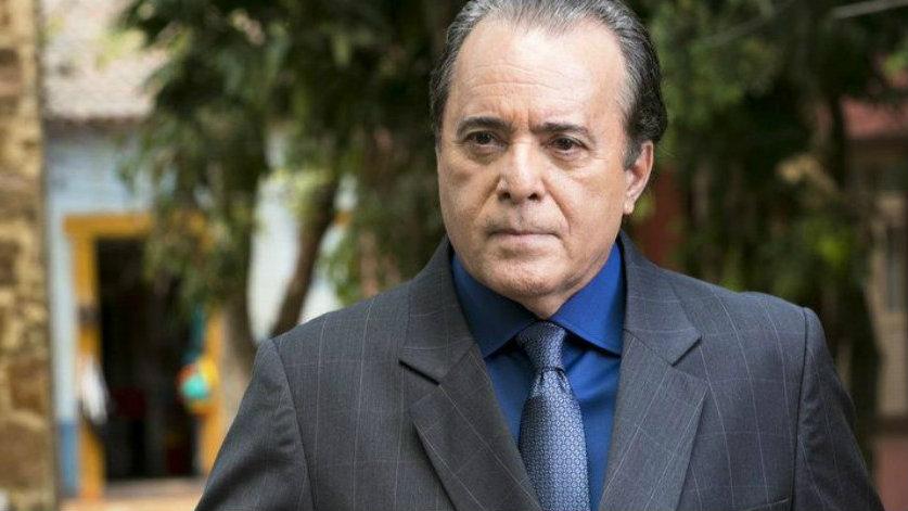 tony ramos - 'Não tenho medo': Tony Ramos diz estar pronto se for dispensado pela Globo