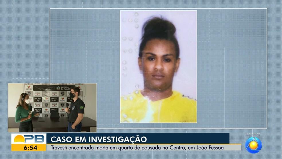 travestimorta - Travesti é encontrada morta em quarto de pousada no Centro de João Pessoa