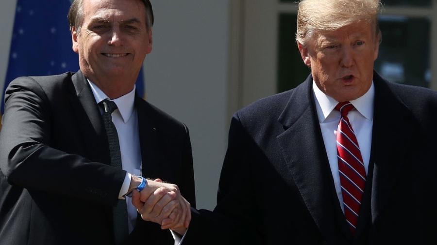 trump e presidente do br - Oposição vê ação de Trump como precedente grave à democracia e ao Brasil
