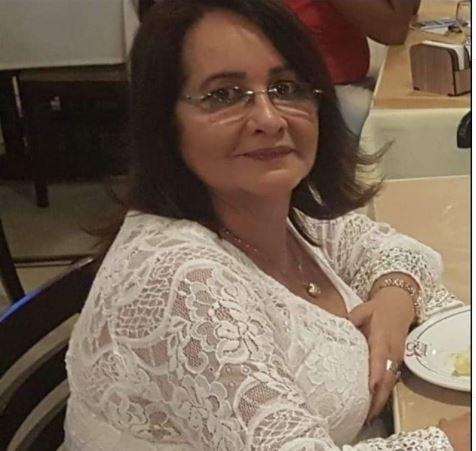 vereador - CAMPINGA GRANDE EM LUTO: irmã do ex-vereador de CG Marcos Raia, morre vítima de Covid-19